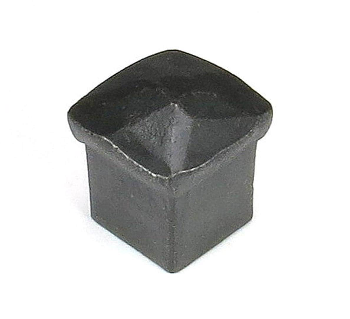 Cabinet pull knob large square kitchen door chest drawer for Square kitchen cabinet knobs