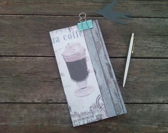 Midori travelers notebook inserts dashboard wallet pocket folder fauxdori card & stickers holder CHOICE 6 SIZES