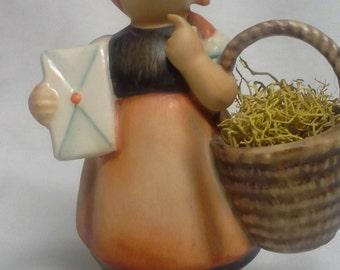 Hummel Girl With Basket