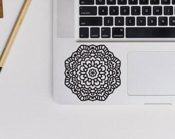 Mandala Sticker / Vinyl Decal / Laptop Decal / Car Decal / Mandala Sticker / VNL Company