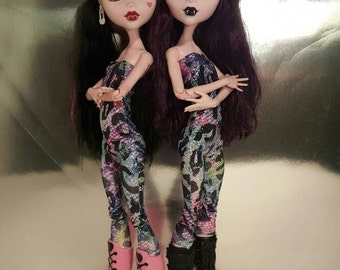 Fangsolutely Twining, Monster High Doll clothes