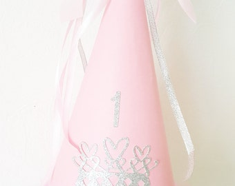 Princess-for kids - 1 to 3 - personalized Hat