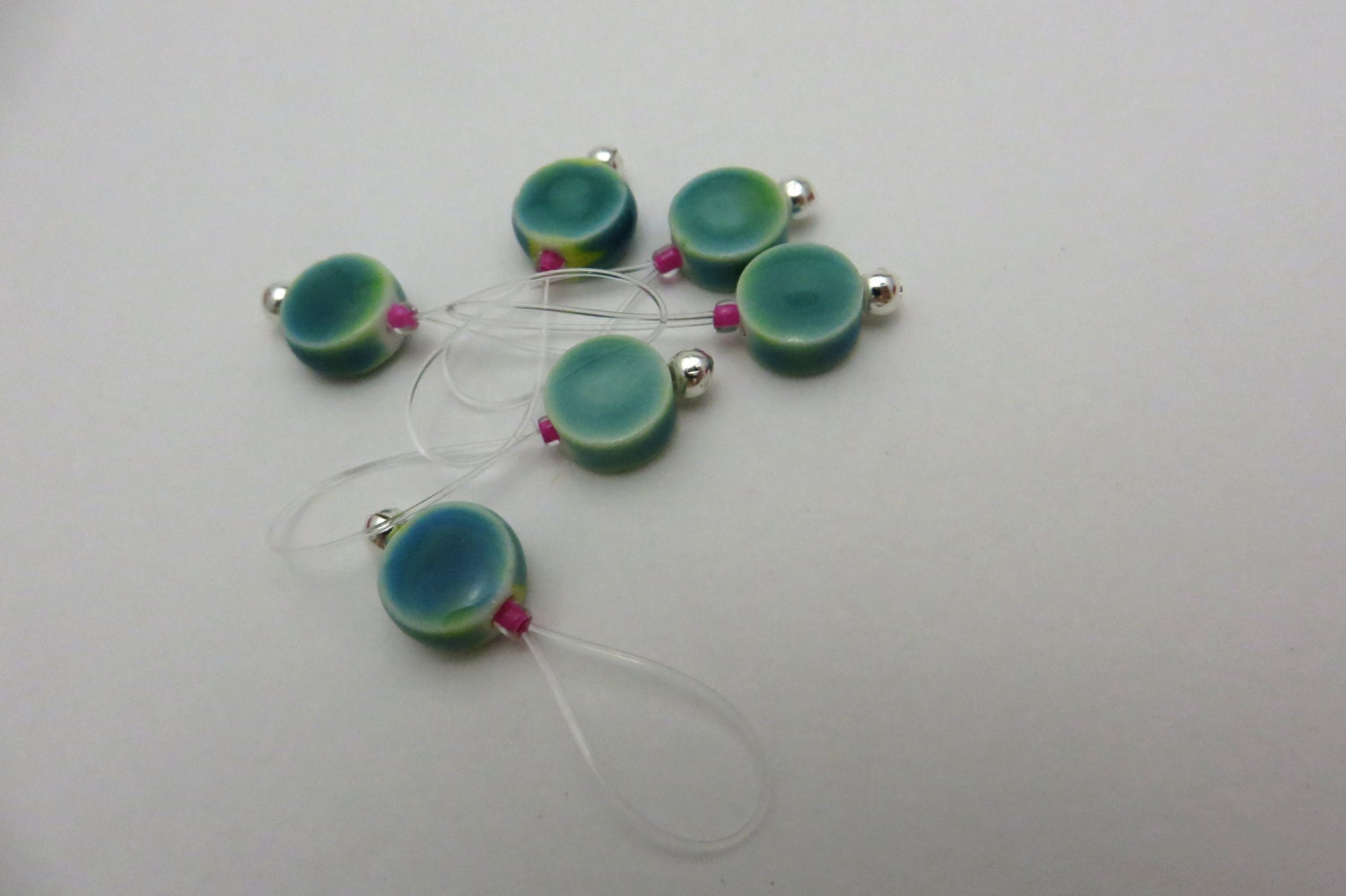 Using Stitch Markers In Lace Knitting : Knitting Stitch Markers Snag Free Stitch Markers Snagless