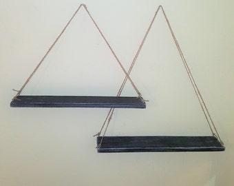 Suspended Shelves suspended shelves | etsy
