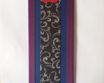 Once Upon A Time Evil Queen Bookmark