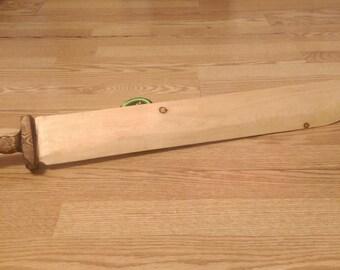 Wooden Broadsword