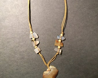 Rough Agate Necklace
