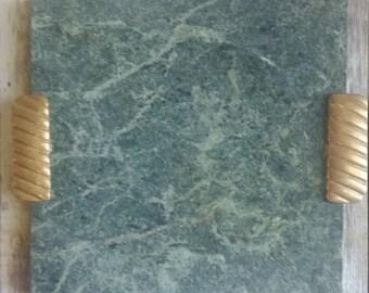 Marble Cutting Board Etsy