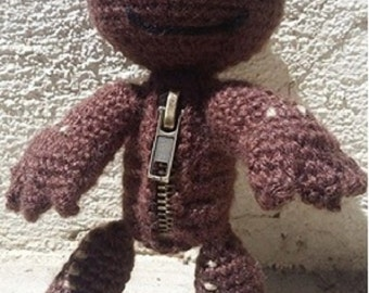 Sackboy- Pattern