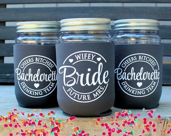 Bachelorette Party Cup, Bride's Drinking Team, Cheers Bitches, Bachelorette Party Cup, Favors