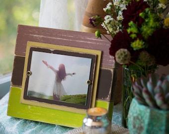 Boho Picture Frame | Boho | Amethyst Gold Frame