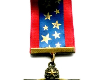 Freedom Medal Cosplay LARP Award Military Steampunk Medal