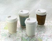 il 214x170.876639539 djf5 Coffee Mug Planter Coffee Cup Or Ceramic Travel Mug With Lid By Helenrebeccaceramics
