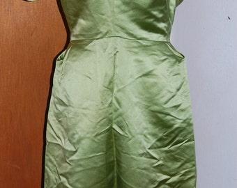 Irene for Ransohoffs 1950's dress.