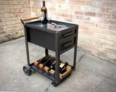 Industrial Beverage Cart ...