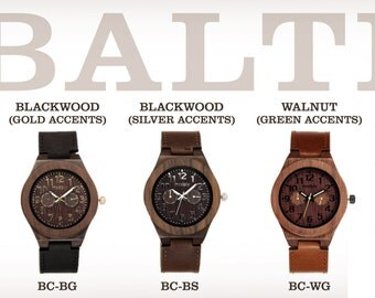 Wood watch for man, Mens Wood Watch, Man Watch, Wooden Watch for Him, Gift for Him, Mens Wooden Watch, Personalized Wood Watch, Wedding Gift