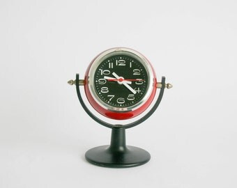 Space Age Clock - Made in Germany - Peter