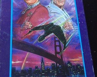 Star Trek: The Voyage Home VHS