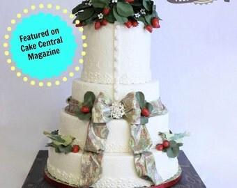 Wood Cake Cupcake Stand Base Wedding Country Rustic Wedding Solid  Beach Wedding Cake Stand Candy Bar