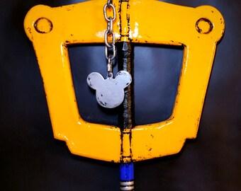 Sora's Kingdom Key Keyblade Replica/Cosplay Prop - Kingdom Hearts
