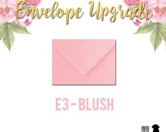 A7 Blush Envelopes - Upgrade Your Paper Chaser Paper Envelope Color!