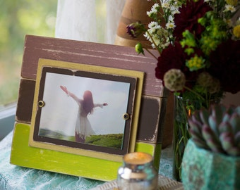 Picture Frame 5x7 | 5x7 | Distressed Picture Frame