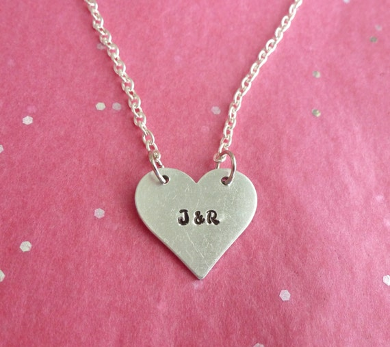 Gifts for her personalized gifts valentines day gifts heart for Engravable gifts for her