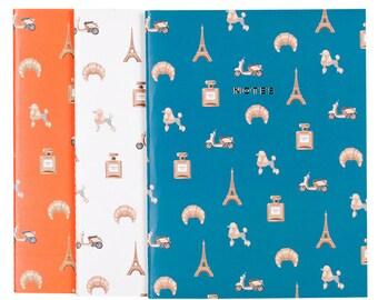 Traveler Journals Paris