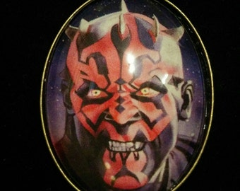 Star Wars Darth Maul Large Pendant