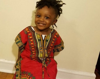 Kids Adjustable Dress