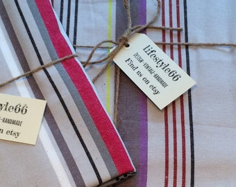 Linen, cotton tablecloth south of France Provence