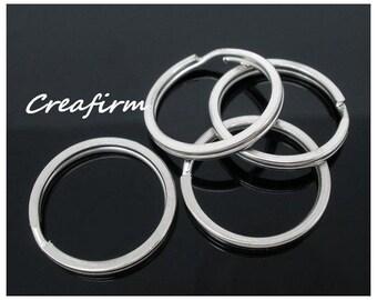 20 key ring 25 mm rings