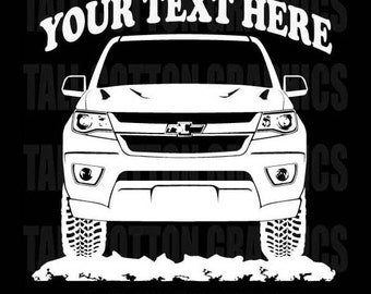 Chevy Truck Decal Etsy - Chevy decals for trucks