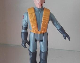 Ghostbusters action figure Peter Venkman