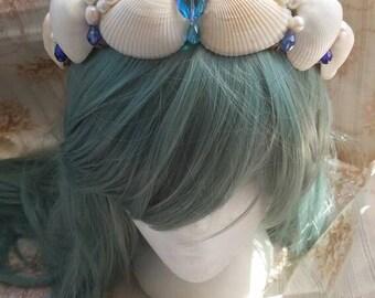 Sparkling Mermaid Crown