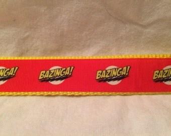 Bazinga Collar