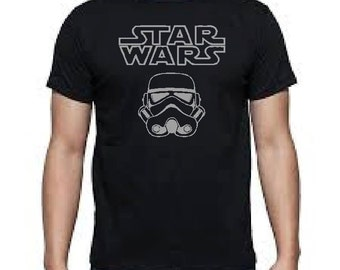 Star Wars inspired t shirt