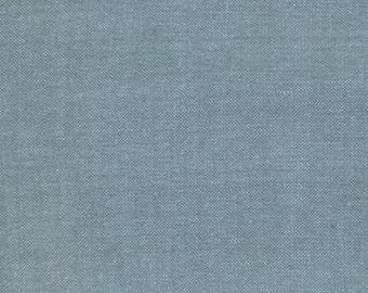 1 Yard Chambray Cross Weave by Moda- 12119-23