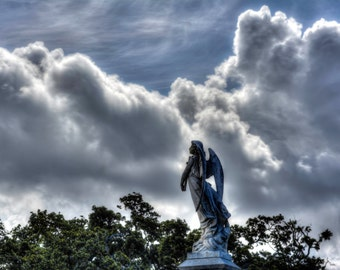 Angel Under the Clouds