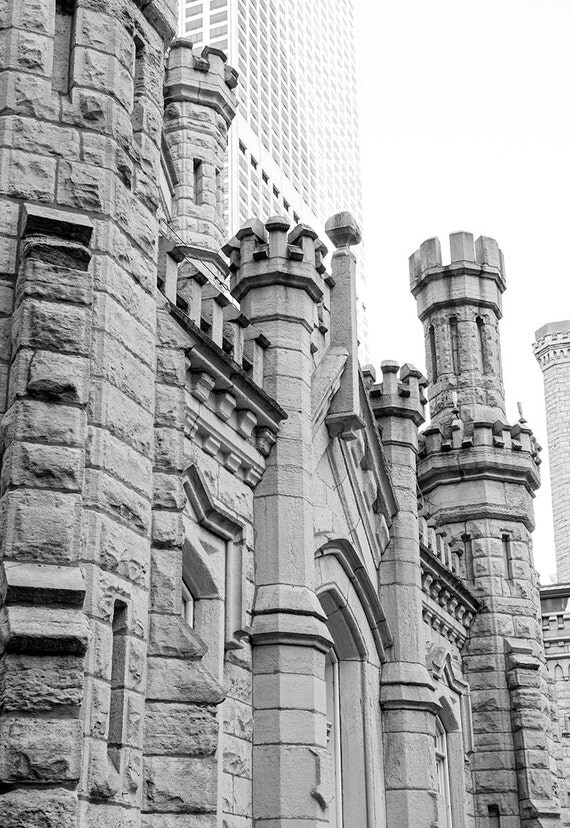 Downtown Classic Coastal Home: Water Tower Chicago Historic Landmark Gold Coast Classic