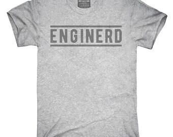 Enginerd T-Shirt, Hoodie, Tank Top, Sleeveless