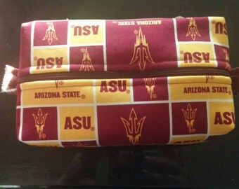 ASU box pouch