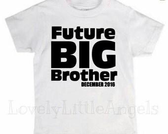 Future Big Brother Sibling Shirt