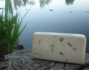 All Natural Orange Cranberry Soap