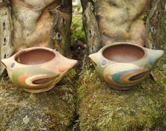 DYBDAHL DANMARK bird egg cups