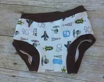 Transportation Cloth Training Pants for Potty Training