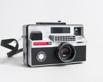 Kodak Instamatic 704 Camera - takes 126 film cartridge