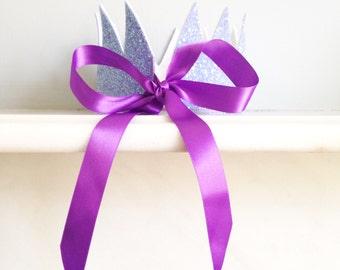 Simple Sparkle Crown (Lilac)