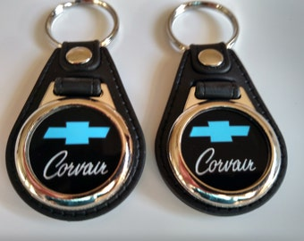 CHEVY CORVAIR KEYCHAIN  2 pack