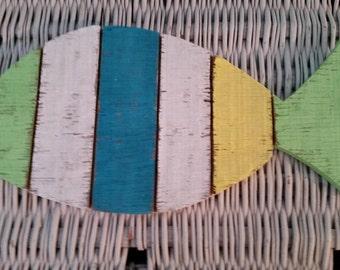 Fish wall decor